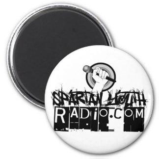 SYR Grunge Logo Original 2 Inch Round Magnet