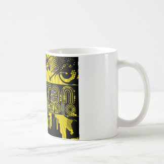 SYR Retro Urban Coffee Mug