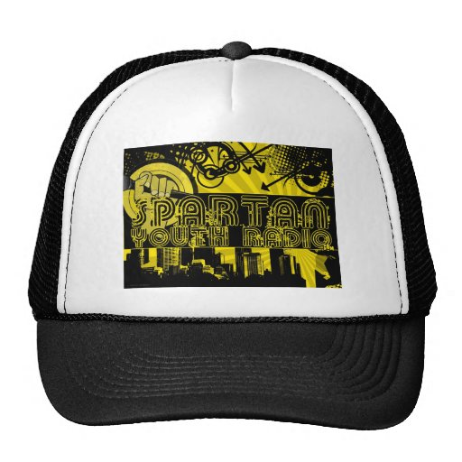 SYR Retro Urban Trucker Hat