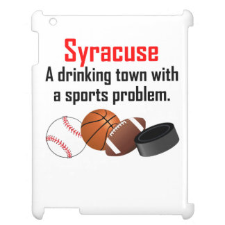 Syracuse A Drinking Town With A Sports Problem Cover For The iPad