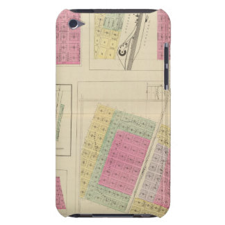 Syracuse, Coolidge, Hudson, Loco, Kansas Barely There iPod Cover