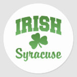 Syracuse Irish Sticker