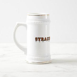 Syracuse, New York - Ltrs2 Coffee Mug