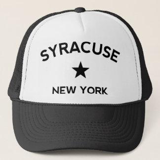 Syracuse New York Trucker Cap