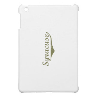 Syracuse Revolution t shirts iPad Mini Cases