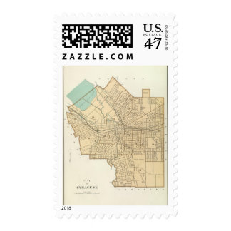 Syracuse Stamp