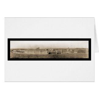 Syracuse University NY Photo 1909 Card
