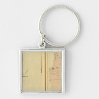 Syracuse with Carletonville Keychain