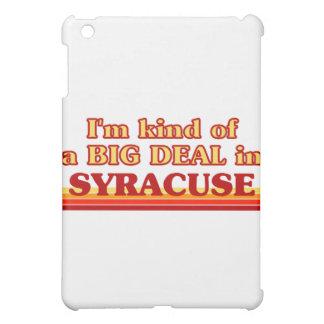 SYRACUSEaI am kind of a BIG DEAL in Syracuse iPad Mini Case