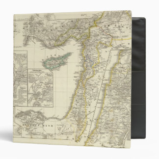Syria and the neighboring binder