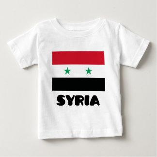 Syria Baby T-Shirt