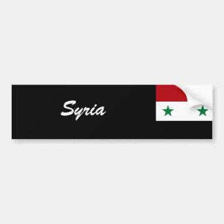 Syria Bumper Sticker