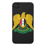 syria coat of arms iPhone 4 case