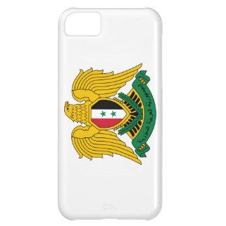 syria coat of arms iPhone 5C case