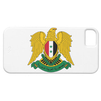 syria coat of arms iPhone SE/5/5s case