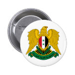 syria coat of arms pins