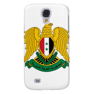syria coat of arms samsung galaxy s4 cover