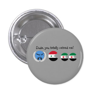 Syria. Dude you totally vetoed me! Button