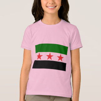 Syria Flag (1932-1958 and 1961-1963) T-Shirt