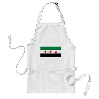 Syria Flag (1932) Adult Apron