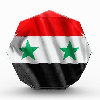 Syria Flag Award