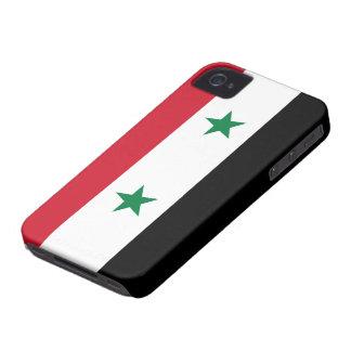 Syria Flag iPhone 4 Case-Mate Cases