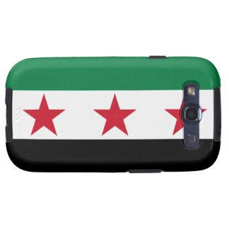 Syria Flag Galaxy S3 Cases