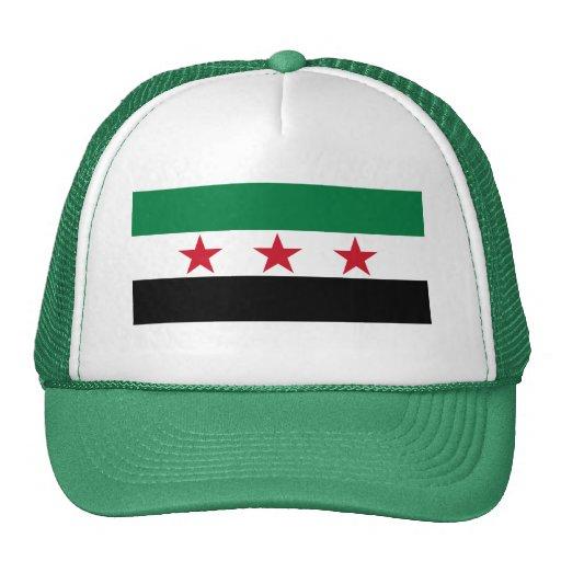 Syria Flag Hats