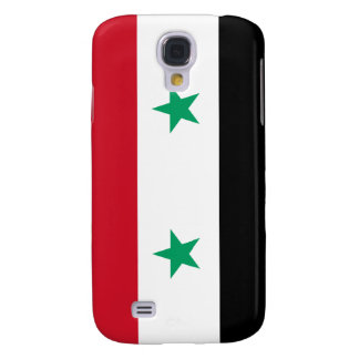 Syria flag iPhone 3GS case Galaxy S4 Case