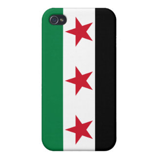Syria Flag iPhone 4/4S Covers