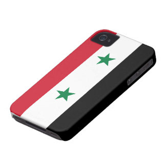 Syria Flag iPhone 4 Case-Mate Case