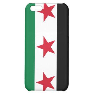 Syria Flag iPhone 5C Cases