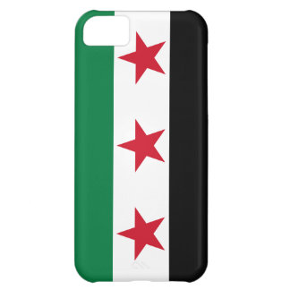 Syria Flag iPhone 5C Covers