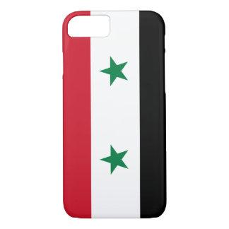 Syria Flag iPhone 7 Case