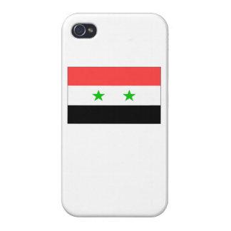 Syria Flag iPhone 4/4S Case