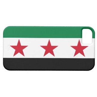 Syria Flag iPhone SE/5/5s Case