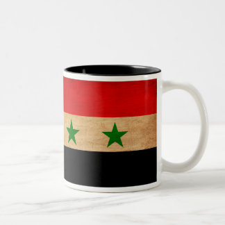 Syria Flag Mug