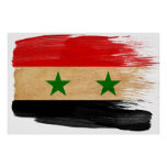 Syria Flag Posters