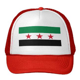 Syria Flag Trucker Hat
