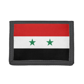 Syria Flag Wallet