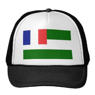 Syria French Mandate, France flag Trucker Hat