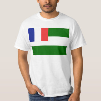 Syria French Mandate, France flag Tee Shirt