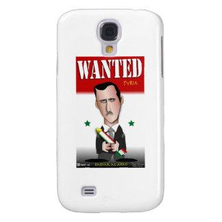 Syria Galaxy S4 Cases