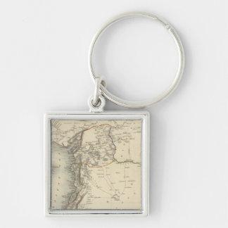 Syria Key Chains