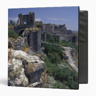 Syria, Marqab Castle, Crusaders castle located Binder