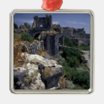 Syria, Marqab Castle, Crusaders castle located Metal Ornament