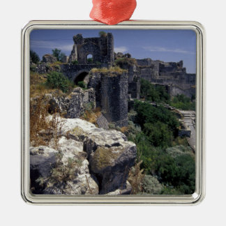 Syria, Marqab Castle, Crusaders castle located Christmas Ornament