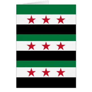 syria opposition card