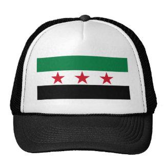 syria opposition trucker hat
