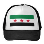 syria opposition mesh hats